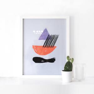 sail away print