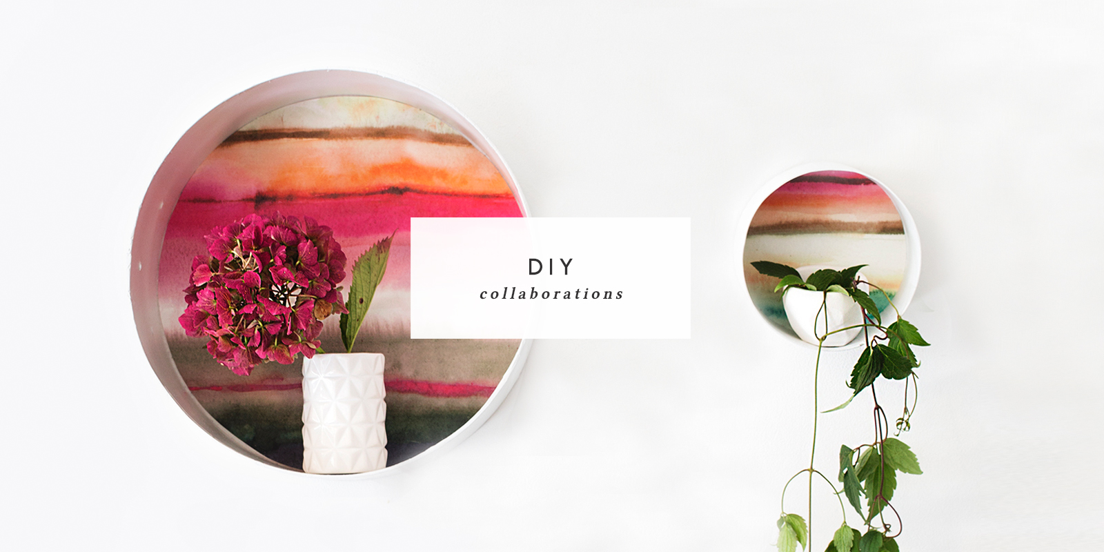 DIY collaborations