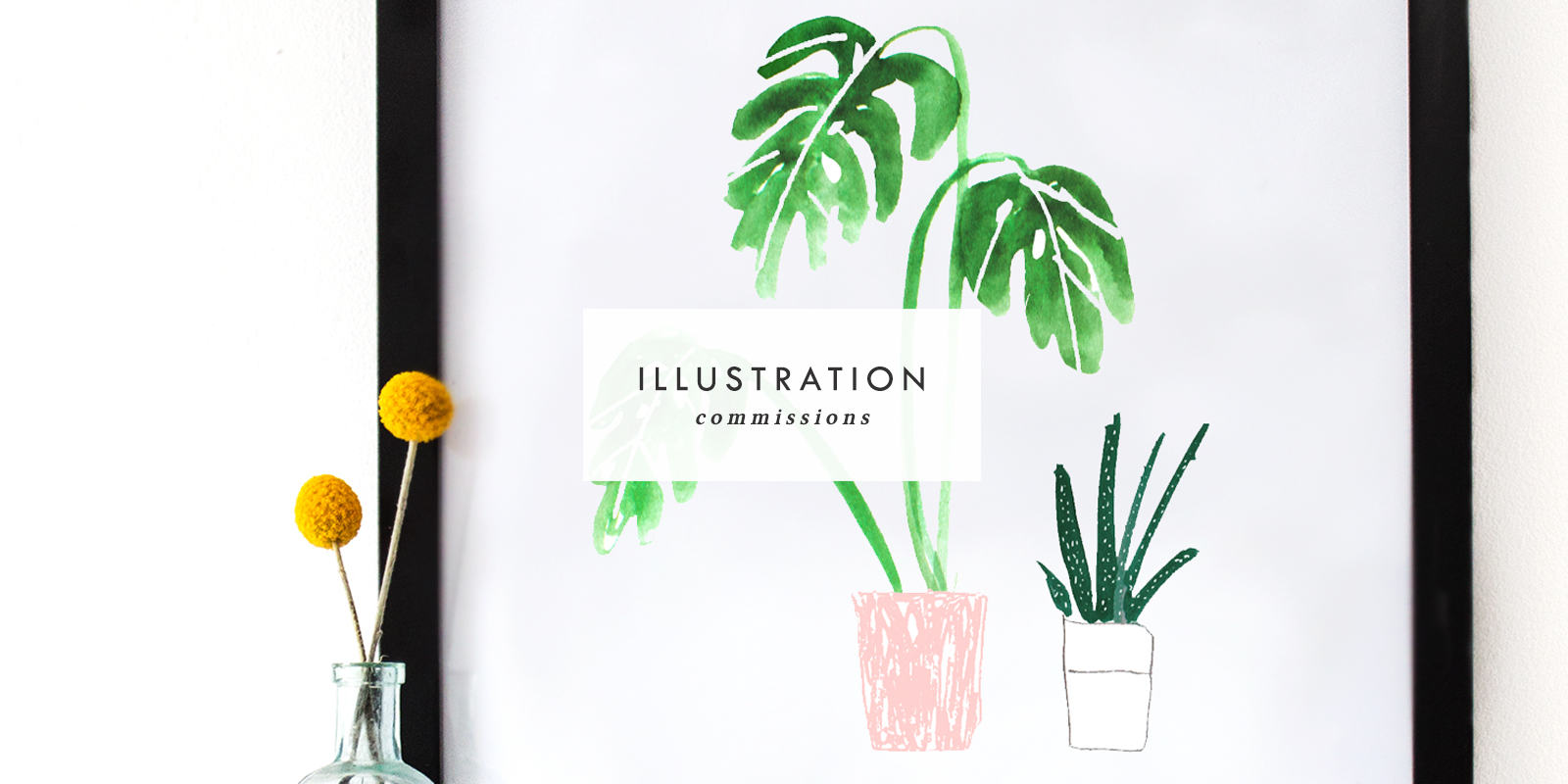 illustration commissions